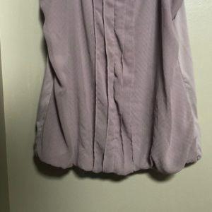 Maurices Tops - Beautiful purpleish/gray tank